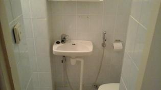 Vessa ja suihkutila