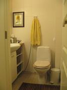 Erillinen WC/yläkerta