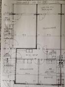 Pohjapiirros 57 m2