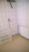 Kylpyhuone pesukoneliitäntä
