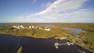 Rytikari-Paavonkari-alueella on todella hyvät puitteet ulkoiluharrastuksiin. (Kuva: Jari Vierelä)