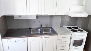 Keittiön liesituuletin ja astianpesukone uusittu.