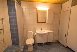 Siisti wc / khh