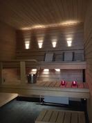 Alakerta, sauna