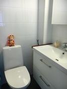 Yläkerta, WC