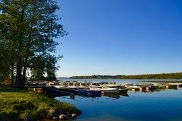 Asunto on sijaitsee lyhyen kävelymatkan päässä Tuusulanjärven rannasta ja Järvenpään Rantapuistosta.