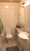 erillinen tilava wc