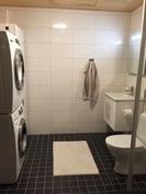 WC ja pesuhuone