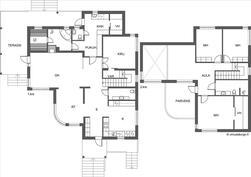 Arkkitehdin suunnittelema