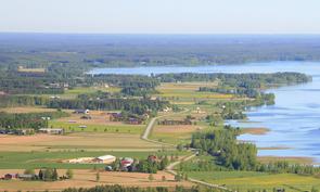 Nisulan alue sijaitsee Länsirannan kulttuurimaisemassa.