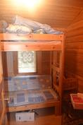 mökki 2 makuuhuone