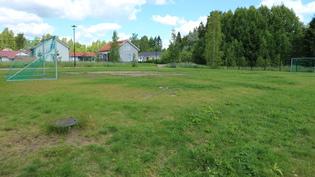 Purolaakson jalkapallokenttä