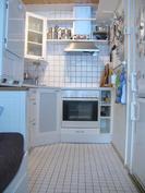 Piharakennus keittiö