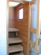 Piharakennus sauna