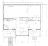 1. kerros/Första våningen
