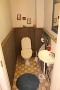 WC alakerrassa/WC nere