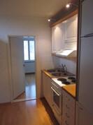 Keittiö, vuokra-asunto - yläkerta