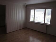 Olohuone, vuokra-asunto - yläkerta