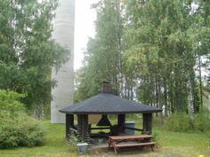 Alueen grillikatos, vain alueen asukkaiden käytössä