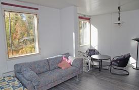 Yläkerran makuuhuoneita