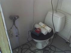 yks wc pikkusen kesken(muita on jo 3kpl kiinteistössä