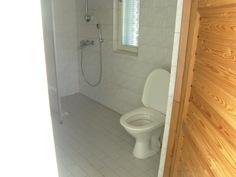 Vessa/suihku kodinhoitohuoneesta