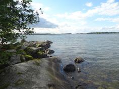 saaren luoteiskärki