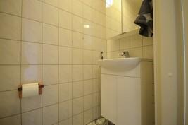 Alakerrran wc