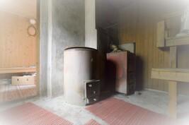 Vanha sauna
