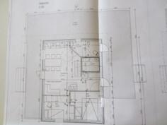 Alakerran pohja. 47 m2