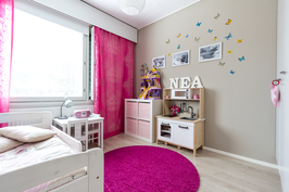 Lastenhuonetta