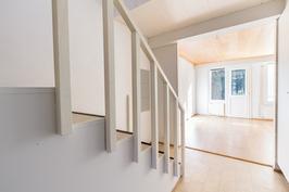 Helppokulkuinen portaikko