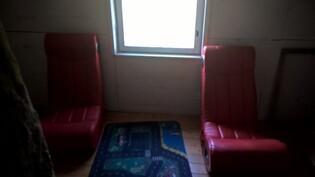 Kuva yläkerran toisesta huoneesta
