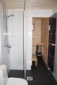 pesuhuone/suihku/sauna