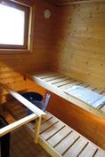 Loma-asunnon sauna