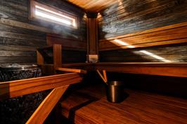 rakentajan puusepän työnä tekemät saunat tunnetaan