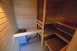 Taloyhtiön saunalta