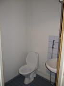 Saunatilojen wc