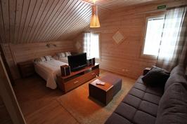 Parven makuutila (makuuhuone)
