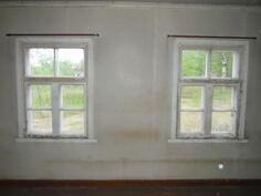 tuvan ikkunat avautuvat lounaaseen
