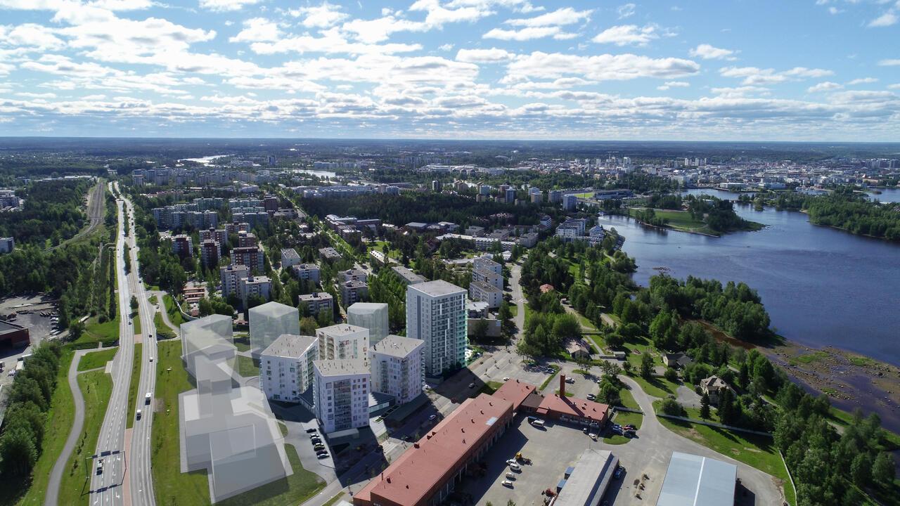 Lipporanta Oulu