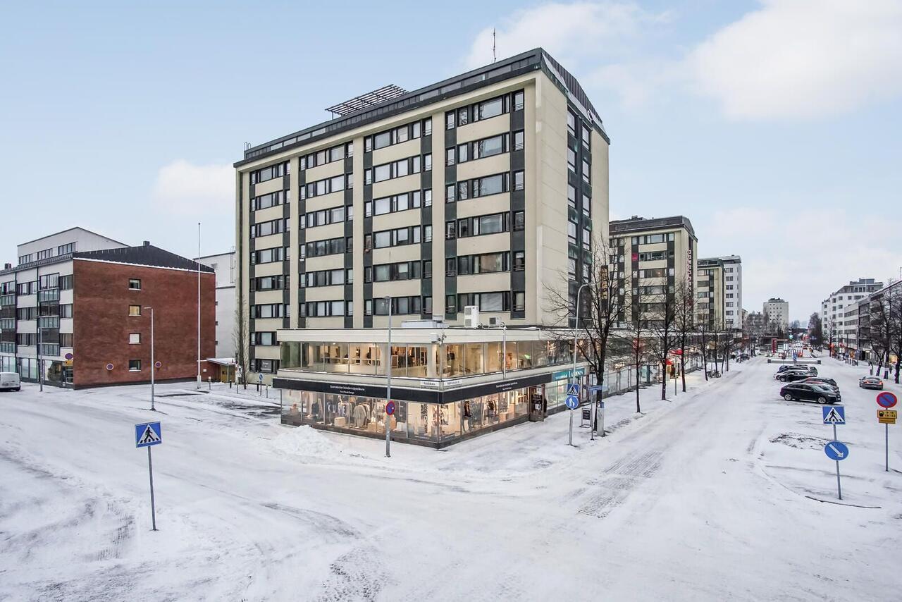 Hallituskatu Oulu