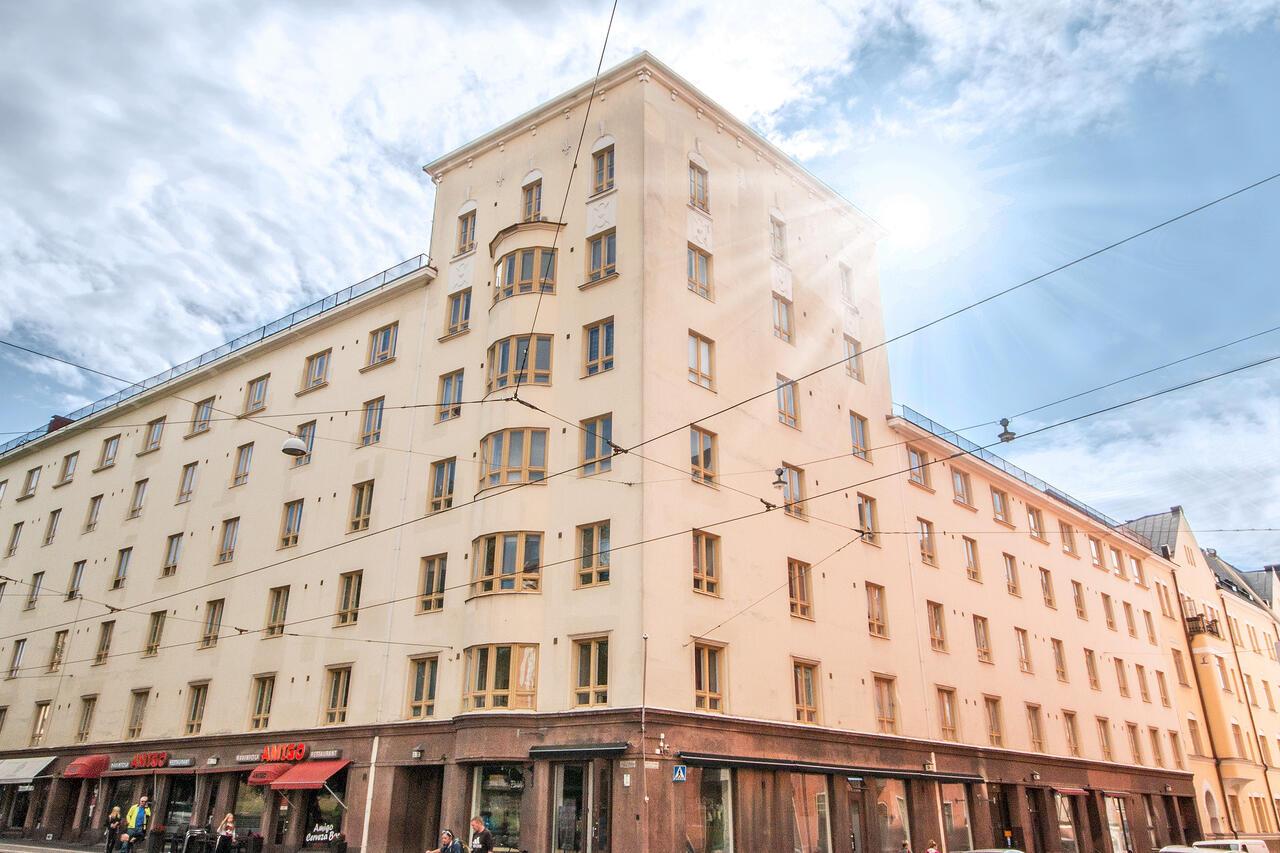 Helsinki Asukaspysäköinti