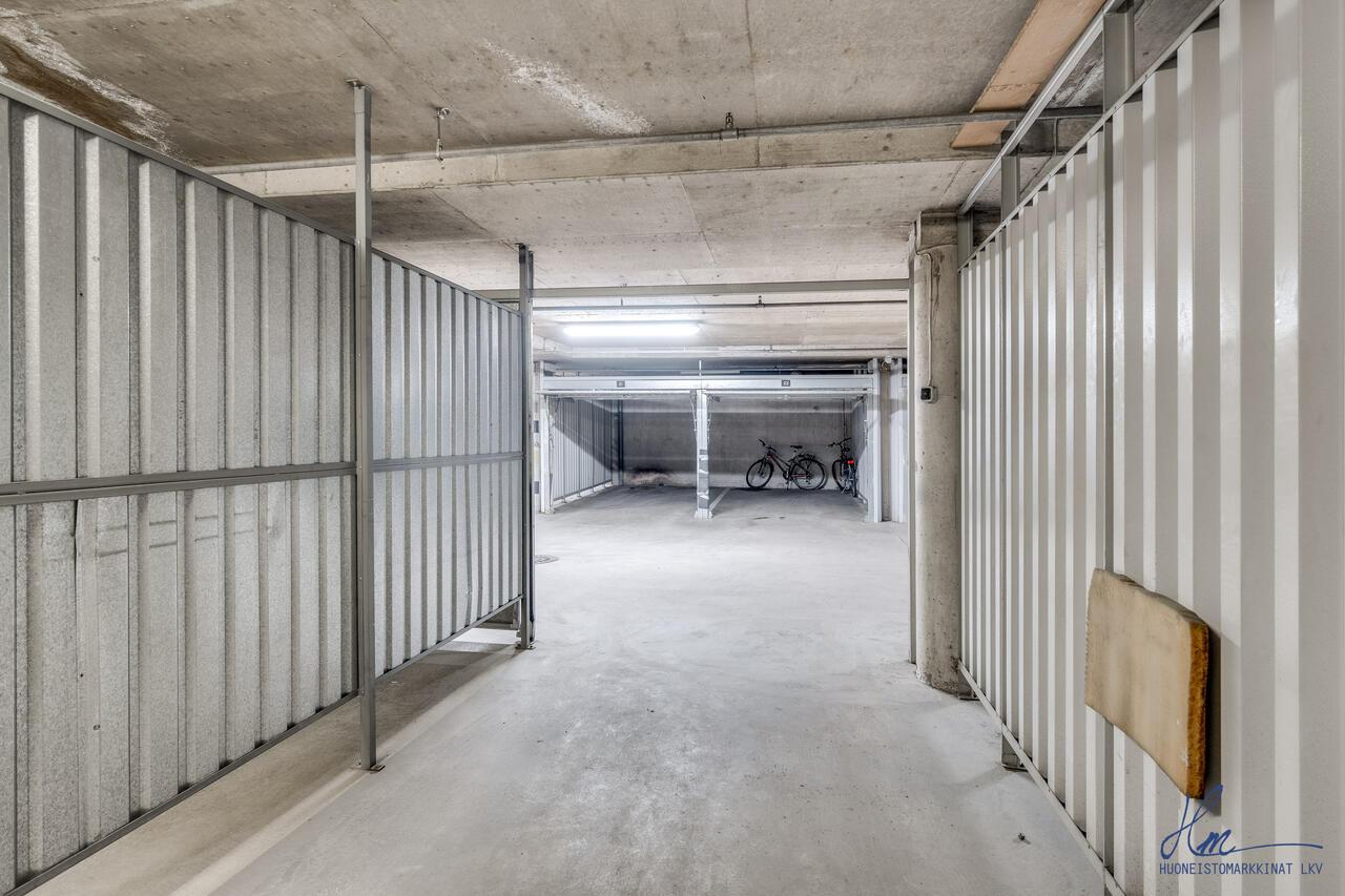 Vuokrataan Autotalli Turku