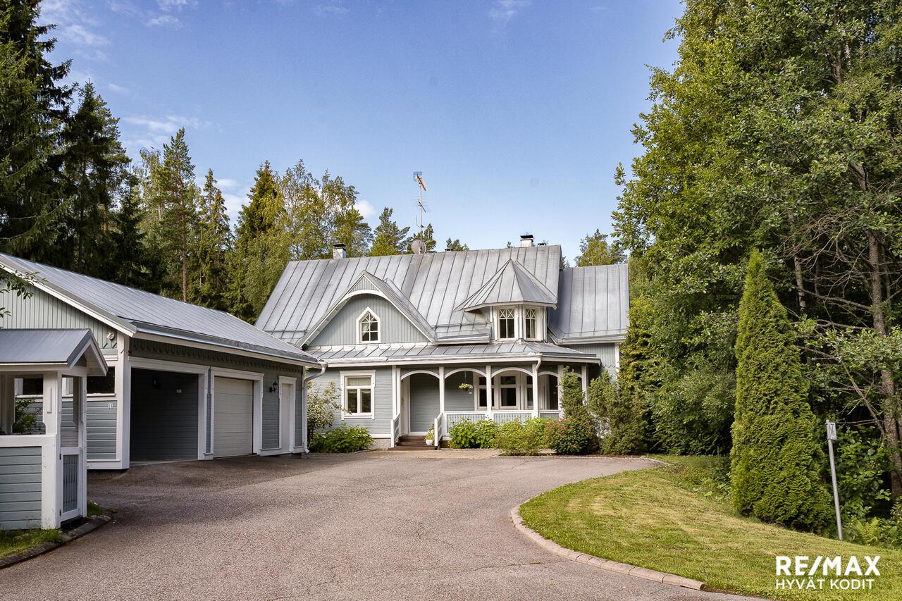 Myydaan Omakotitalo Yli 5 Huonetta Helsinki Karhusaari