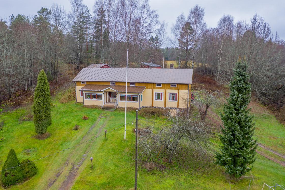Omakotitalo Nurmijärvi