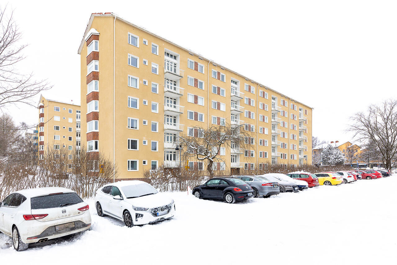 Yksiö Tampere