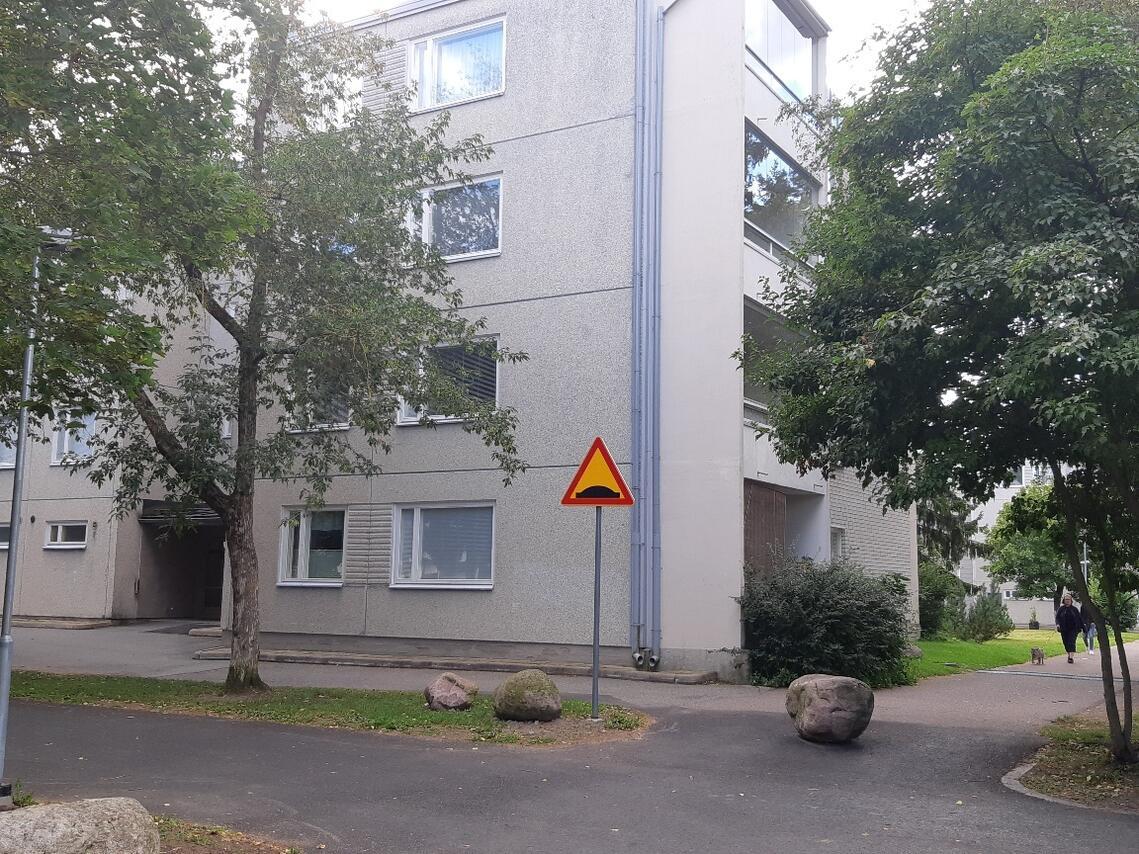 Pormestarinkatu 4 Turku