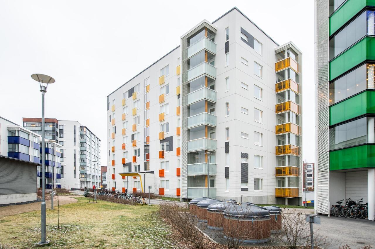 Kirjasto Linnainmaa