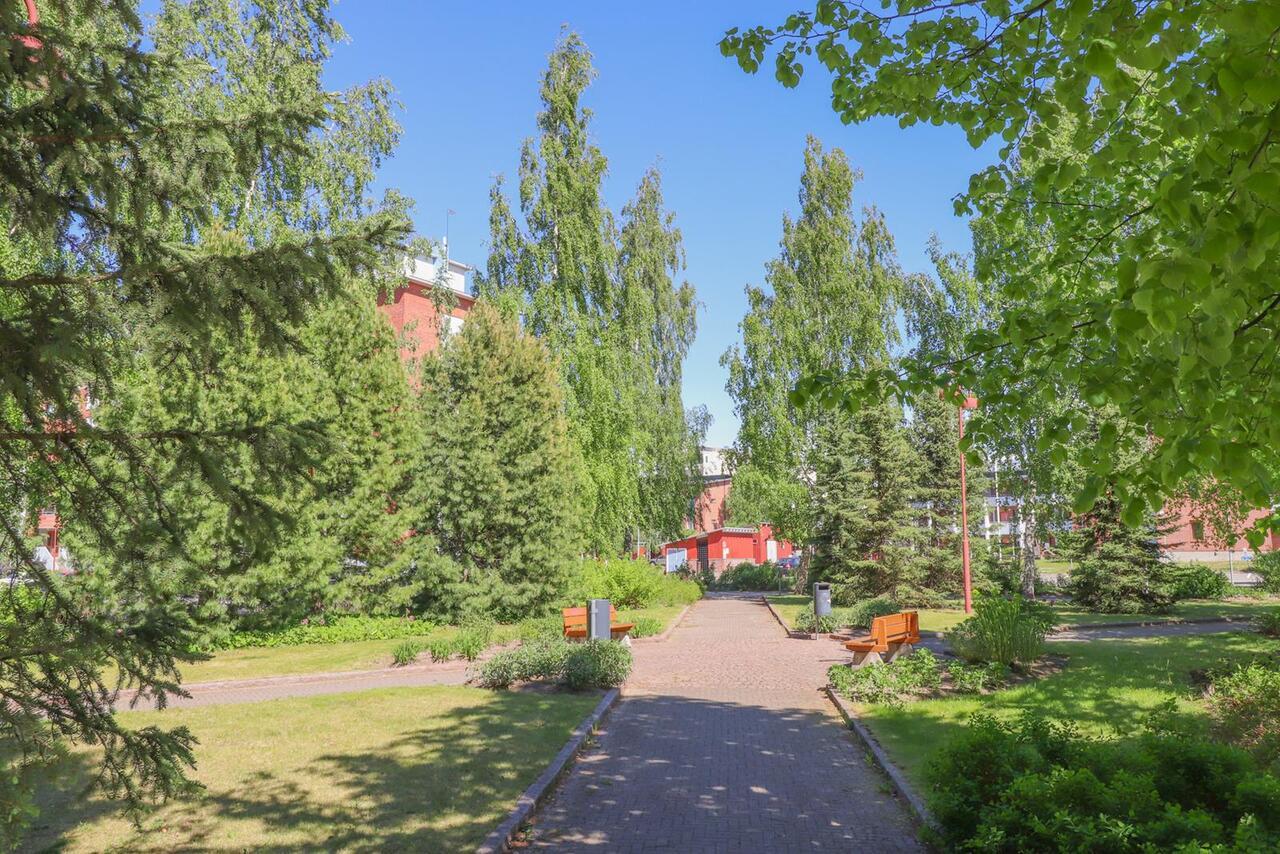 Ulkoilureitit Oulu
